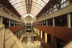 Estación de Amberes Foto de archivo libre de regalías