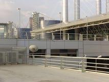 Estación de autobúses de Baku imagen de archivo libre de regalías