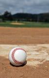 Estación de béisbol imagen de archivo libre de regalías