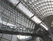 Estación de carril de Kyoto, Japón Fotos de archivo libres de regalías