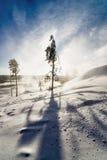 Estación de esquí Sun Valley Foto de archivo libre de regalías