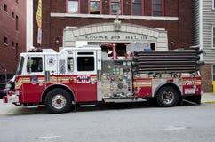 9/11 estación de FDNY Fotografía de archivo