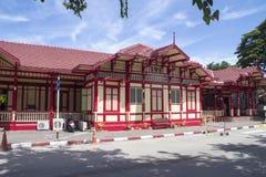 Estación de Front Hua Hin Imagen de archivo libre de regalías