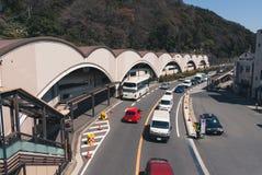 Estación de Hakone-Yumoto Imagenes de archivo