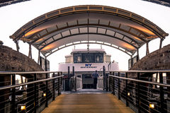 Estación 01 de Hoboken Fotografía de archivo