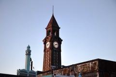 Estación 01 de Hoboken Fotos de archivo libres de regalías
