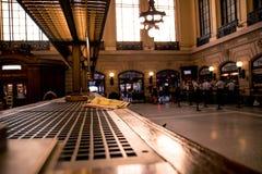 Estación 01 de Hoboken Imagenes de archivo