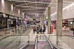 Estación de Katowice Foto de archivo