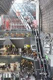 Estación de Kyoto Fotos de archivo