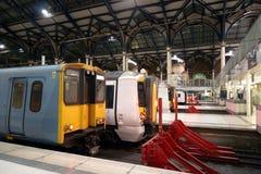 Estación de la calle de Liverpool Imagen de archivo libre de regalías
