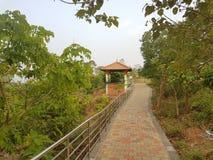 Estación de la colina Imagenes de archivo