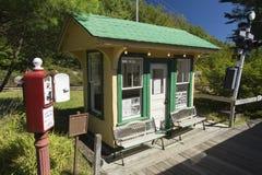 Estación de la colina de Morrison Imagenes de archivo