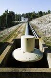 Estación de la elevación del agua Imagenes de archivo