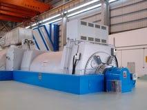 Estación de la energía eléctrica Imagen de archivo