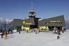 Estación de la montaña   Fotos de archivo