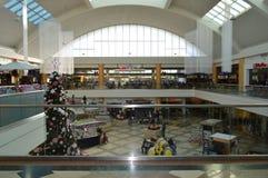 Estación de la Navidad del atrio del Galleria de Koretown Fotos de archivo libres de regalías