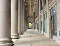 Estación de la unión de Chicago Imagen de archivo libre de regalías