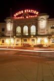 Estación de la unión de Denver imágenes de archivo libres de regalías