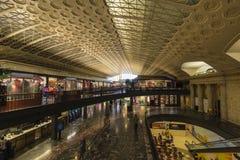 Estación de la unión del Washington DC foto de archivo libre de regalías