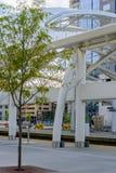 Estación de la unión en Denver Colorado Fotografía de archivo libre de regalías