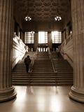 Estación de la unión, estación de tren de Chicago Fotos de archivo libres de regalías