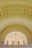 Estación de la unión, Washington, C.C. Foto de archivo libre de regalías