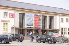 Estación de Landshut Imagenes de archivo