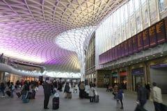 Estación de Londres Imagen de archivo