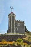 Estación de Lyttleton Timeball, Christchurch Imágenes de archivo libres de regalías