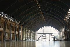 Estación de Mapocho en Santiago, Chile fotografía de archivo libre de regalías