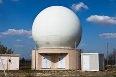 Estación de Meteo Fotos de archivo