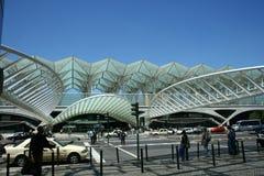 Estación de metro de Vasco da Gama Imagenes de archivo
