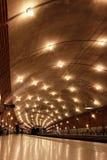 Estación de metro en Mónaco Imagenes de archivo