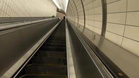 Estación de metro de Nueva York en Hudson Yards -6 almacen de video