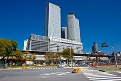 Estación de Nagoya Imagen de archivo libre de regalías