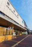 Estación de Okayama Fotos de archivo libres de regalías