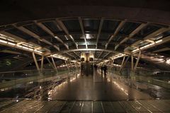 Estación de Oriente Imagen de archivo libre de regalías