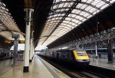 Estación de Paddington, Londres, Inglaterra Fotografía de archivo libre de regalías