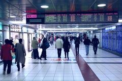 Estación de Roma Foto de archivo libre de regalías