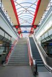 Estación de Sloterdijk - Amsterdam Imagen de archivo libre de regalías