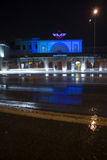 Estación de Tcdd Alsancak Imagen de archivo