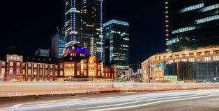 Estación de Tokio, Japón Fotografía de archivo