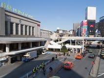 Estación de Tokio Ueno Foto de archivo