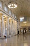 Estación de tren Imágenes de archivo libres de regalías