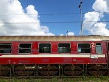 Estación de tren Foto de archivo libre de regalías