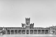 Estación de tren Imagen de archivo