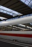 Estación de tren abstracta Imagen de archivo