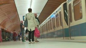"""Estación de tren de Alemania - Munich 23 de junio de 2018 del †"""""""