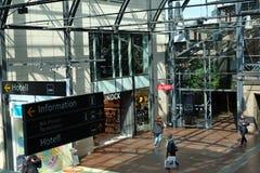Estación de tren central de Goteburgo Fotografía de archivo libre de regalías