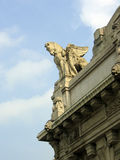 Estación de tren central de Milano Imagenes de archivo